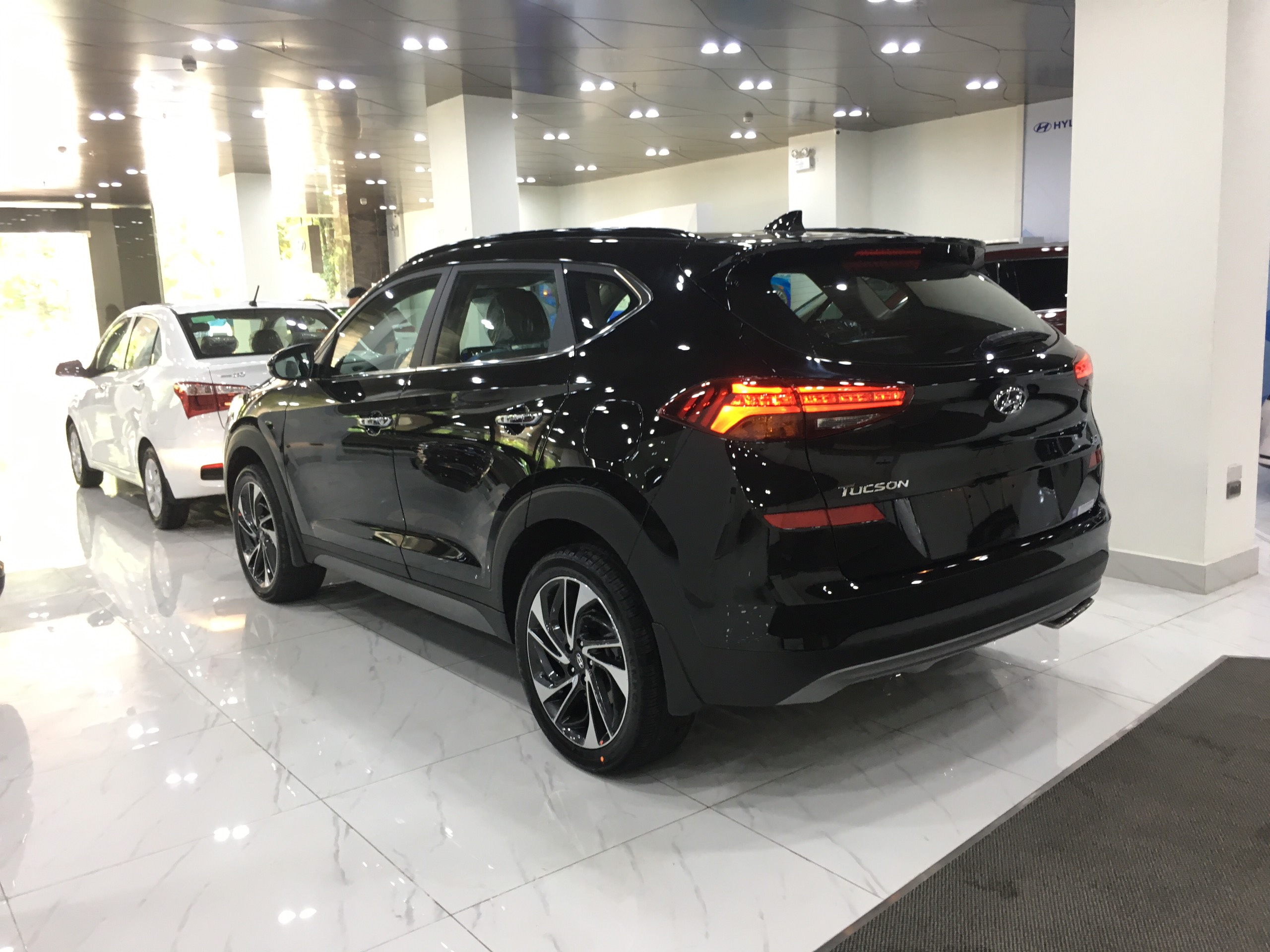 xe tucson 2019