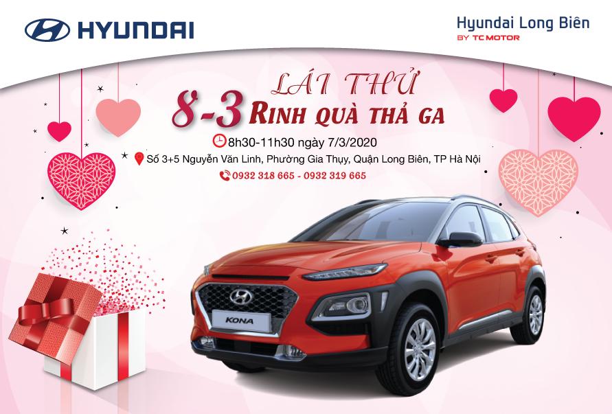 Hyundai Long bien